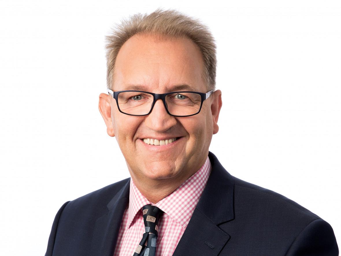 Rainer Bensch MdBB, Gesundheitspolitischer Sprecher der CDU-Bürgerschaftsfraktion